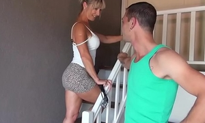 Mature 50 year superannuated Anal --- Marina Beaulieu (French MILF) --- Kendra Lust