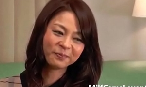 Asian Milf Acquires Screwed By A Backstage outsider