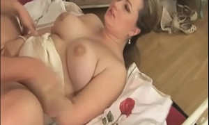 Fat sweltering bitch with huge tits wants to fuck