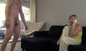 Mommy Gets Fucked By Sleepwalking Son - Fifi Foxx &amp_ Cock Ninja